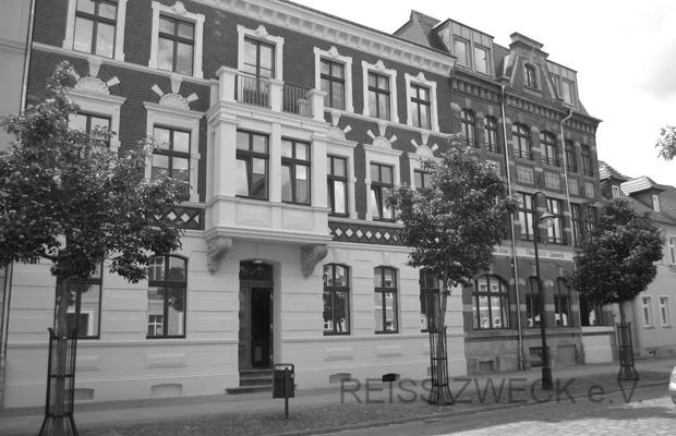Die Gebäude der Mittelstraße 4–6